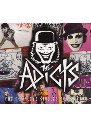Addicts - Complete Adicts Singles Collection (Music CD)