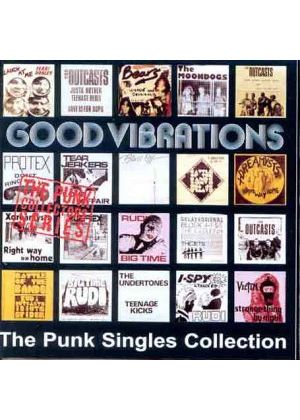 Various Artists - Good Vibrations - Punk Singles Collection (Music CD)