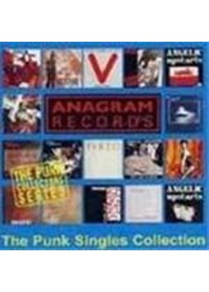 Various Artists - Anagram Punk Singles Collection
