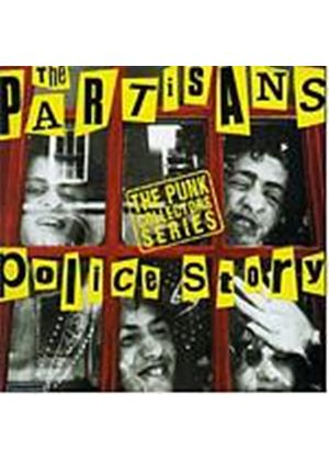 The Partistans - Police Story (Music CD)