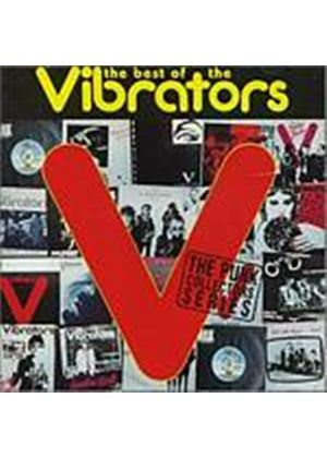 The Vibrators - The Best Of The Vibrators (Music CD)