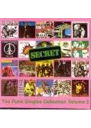 Various Artists - Secret Records Punk Singles Collection Vol.2