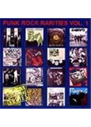 Various Artists - Punk Rock Rarities Vol.1
