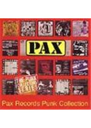 Various Artists - Pax Records Punk Collection