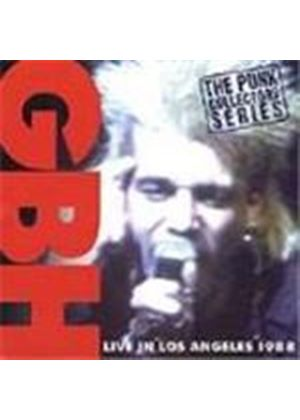 Gbh - Live In Los Angeles