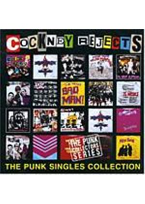 Cockney Rejects - The Punk Singles Collection (Music CD)