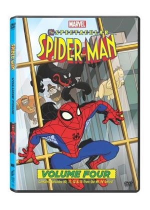 Spectacular Spider-man Vol.4