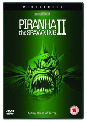 Piranha 2: The Spawning (Wide Screen)