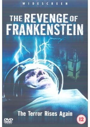 Revenge Of Frankenstein