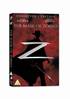 Mask Of Zorro, The (Collectors Edition)