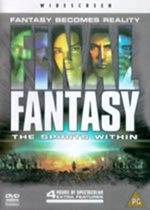 Final Fantasy - The Spirits Within (2 Discs)
