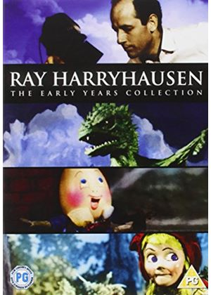 Ray Harryhausen: The Early Years