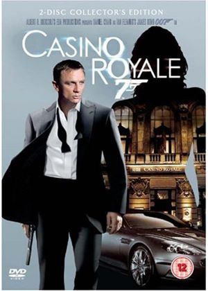 James Bond - Casino Royale (2 Disc Edition)