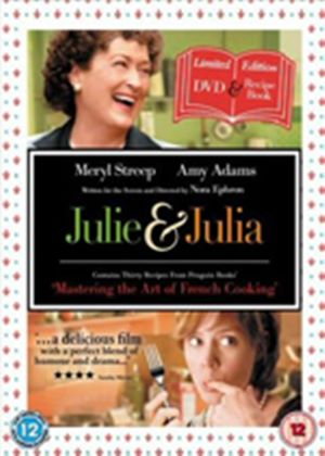 Julie And Julia (Giftset With Cookery Book)