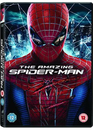 The Amazing Spider-Man (DVD + UlraViolet Copy)