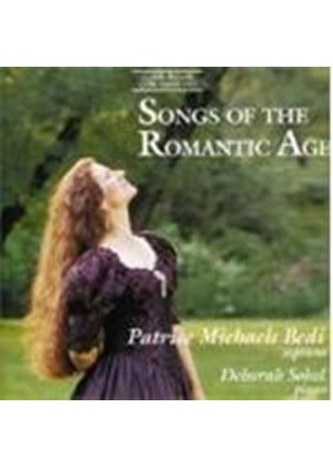 Patrice Michaels - Songs Of The Romantic Age