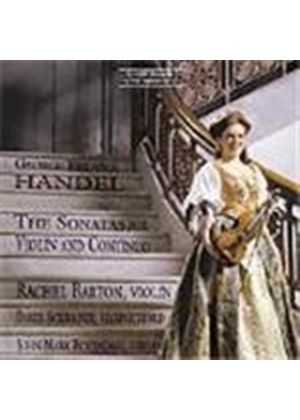 Handel: Sonatas for Violin and Continuo