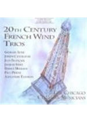French Wind Trios