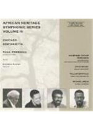African Heritage Symphonic Series Vol 3