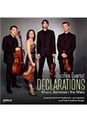 Declarations - Music Between the Wars