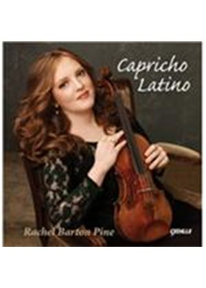 Capricho Latino (Music CD)