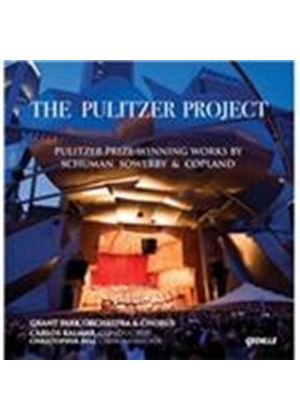 Pulitzer Project (Music CD)