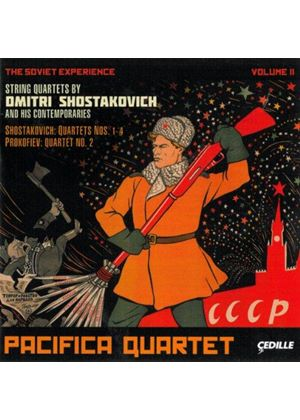 Soviet Experience, Vol. 2 (Music CD)