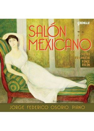 Salón Mexicano (Music CD)