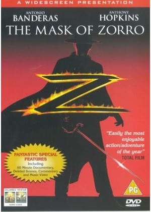 Mask Of Zorro
