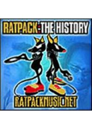 The Rat Pack - The History (Music CD)