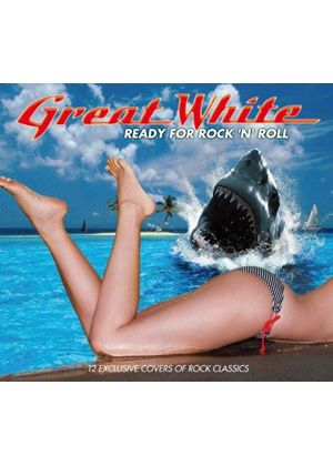Great White - Ready for Rock 'n' Roll (Music CD)