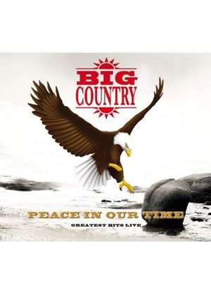 Big Country - Peace in Our Time (Music CD)