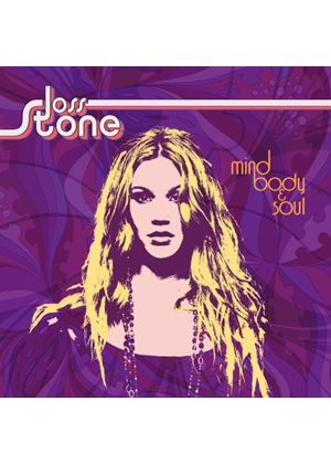 Joss Stone - Mind, Body & Soul (Music CD)