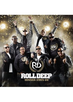 Roll Deep - Winner Stays On (Music CD)
