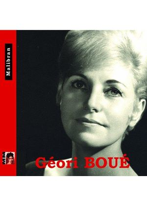 Géori Boué (Music CD)