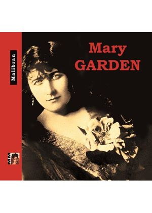 Mary Garden: Recordings 1904-1928 (Music CD)