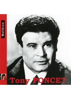 Tony Poncet: Recordings, 1918 -1979 (Music CD)