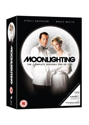 Moonlighting - Series 1-5