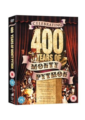 Monty Python - 40th Anniversary Box Set (Life of Brian, Monty Python and the Holy Grail, Meaning of Life)