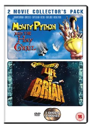 Life of Brian / Monty Python and the Holy Grail