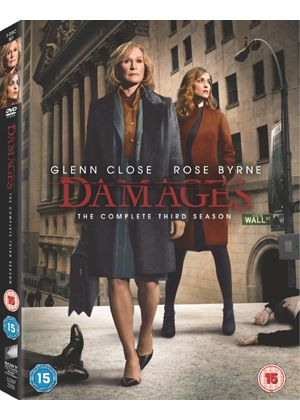 Damages - Season 3 - Complete