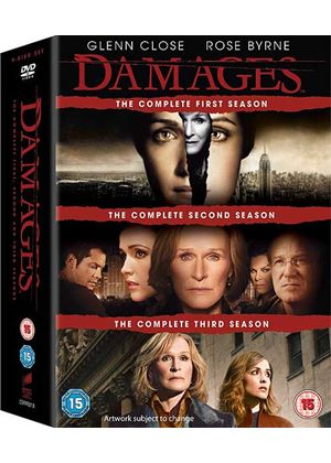 Damages: Seasons 1-3