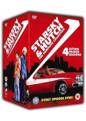 Starsky And Hutch - Seasons 1-4 The Complete Collection