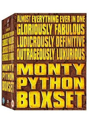 Monty Python - Almost Everything Box Set