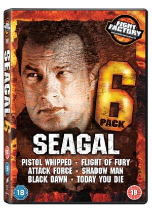 Seagal: 6 Pack Box Set
