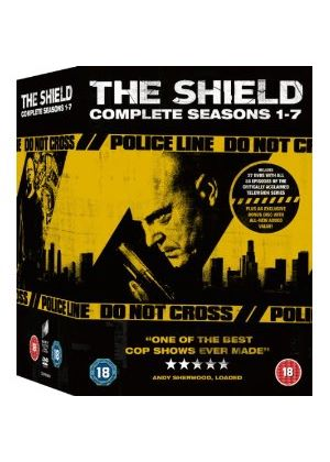 The Shield - Complete Series 1-7