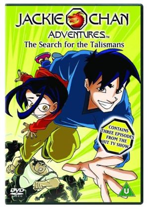 Jackie Chan Adventures - Search For The Talisman (Animated)