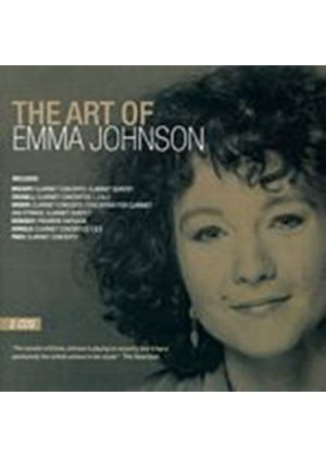 Emma Johnson - The Art Of Emma Johnson (Music CD)