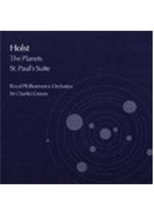 Holst: (The) Planets; St Paul\'s Suite