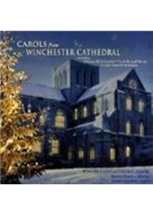 WINCHESTER CHOIR - CAROLS FROM WINCHESTER CATHEDRAL